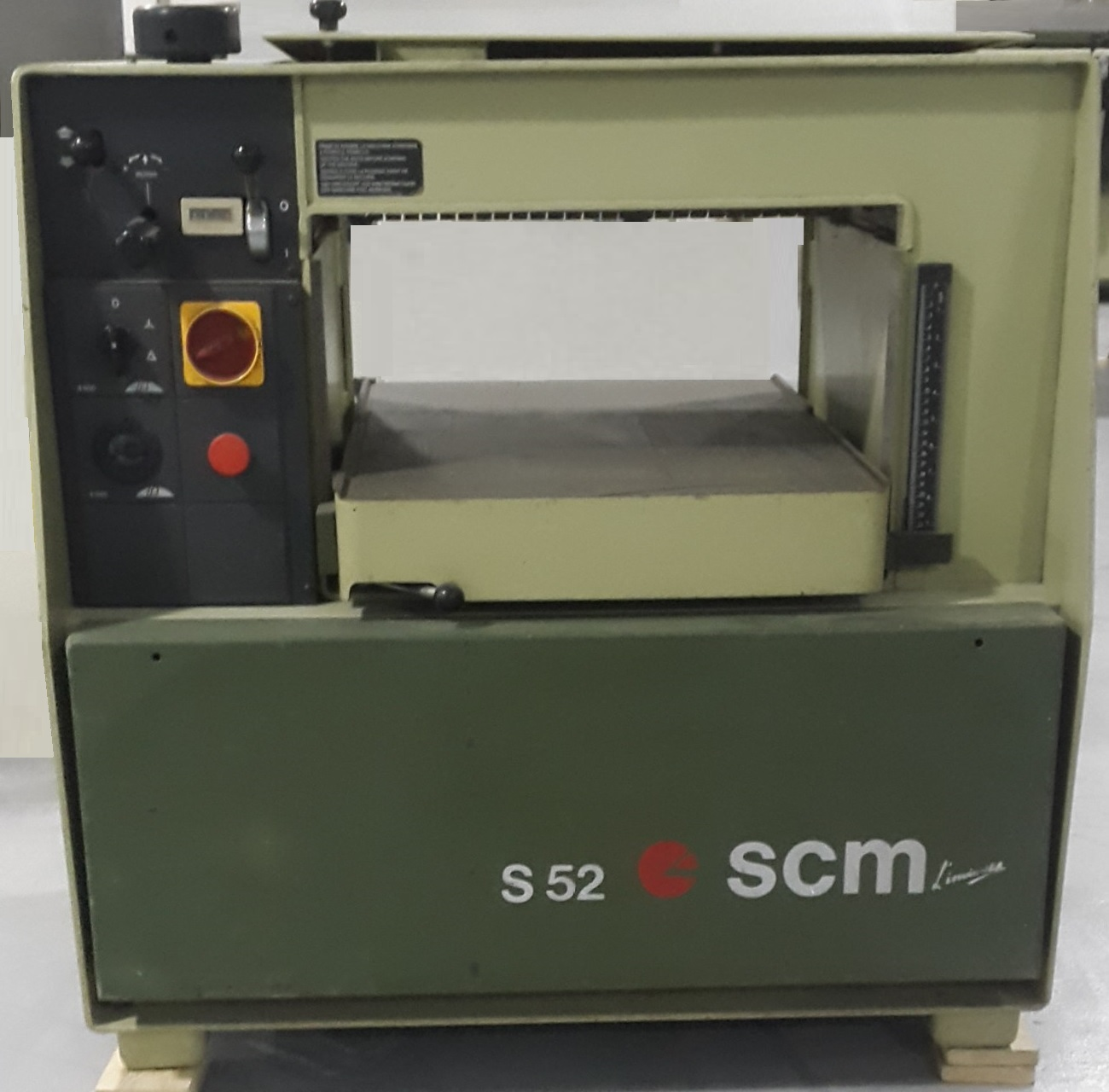Thicknesser SCM S52 Image